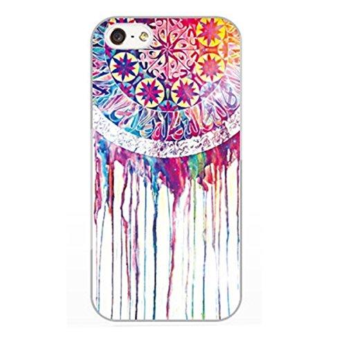 Iphone 5C Case, Iphone 5C Case, Colorful Dream Catcher Iphone 5C Cover, Iphone 5C Cases, Iphone 5C Case, Cute Iphone 5C Case