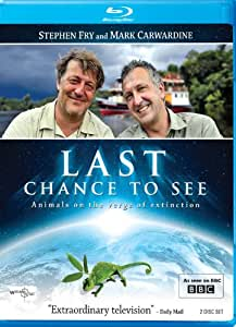 LAST CHANCE TO SEE [Blu-ray]