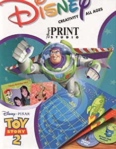 Toy Story 2 Print Studio