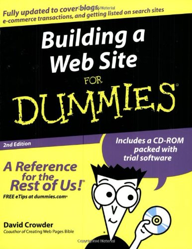 Building A Web Site For Dummies (For Dummies (Computers))