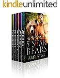 Five Star Bears - A 5 Book Bundle Of WereBear Romances