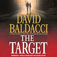 The Target (       UNABRIDGED) by David Baldacci Narrated by Ron McLarty, Orlagh Cassidy