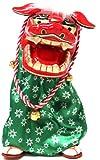 ヒロテック 踊るダンシング獅子舞Sサイズ 海外土産、店頭装飾にもオススメ 20137