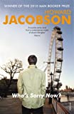 WHO'S SORRY NOW (0099437376) by HOWARD JACOBSON