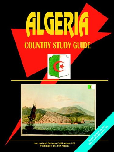 Algeria Country Study Guide (World Country Study Guide Library)