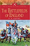 img - for Battlefields of England book / textbook / text book