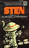 Sten (STEN Adventure #1) (0345324609) by Allan Cole