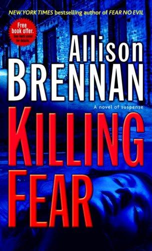 Killing Fear: A Novel of Suspense, ALLISON BRENNAN