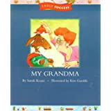 TEN BOOK PACK - 5 Copies Each of 'When Grandpa Visits' and 'My Grandma' - Houghton Mifflin, Invitations to Literacy, Early Success Books