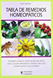 img - for Tabla de remedios homeopaticos (Spanish Edition) book / textbook / text book