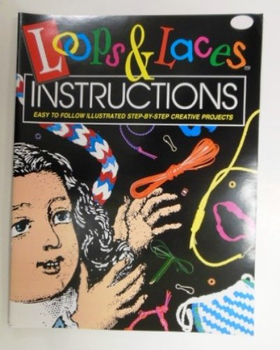 Wool Novelty Loops and Laces Instruction Book