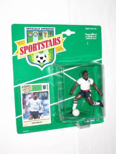 Kenner Sportstars England John Barnes Soccer Player Figure