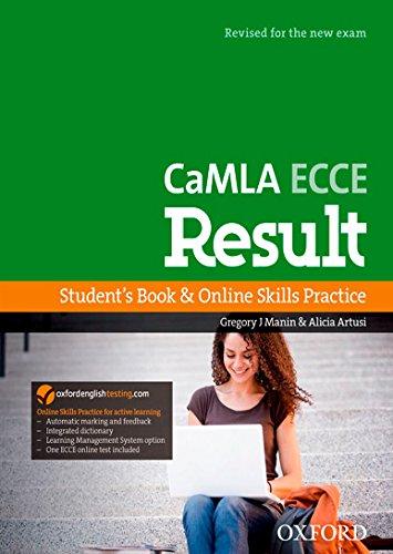 Camla ECCE Result: Student's Book