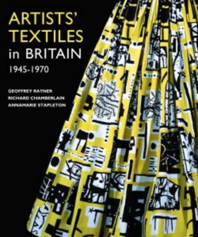 Artists' Textiles in Britain 1945-1970: A Democratic Art