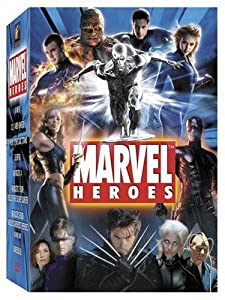 Marvel Heroes Collection [DVD] [Region 1] [US Import] [NTSC]