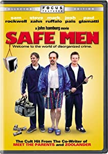 Safe Men - Collector's Edition