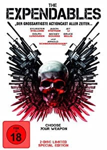 The Expendables (Steelbook) [Special Edition] [2 DVDs]