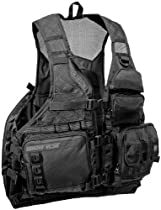 OGIO Flight Vest , Size: OSFM, Gender: Mens/Unisex, Primary Color: Black 108024.36