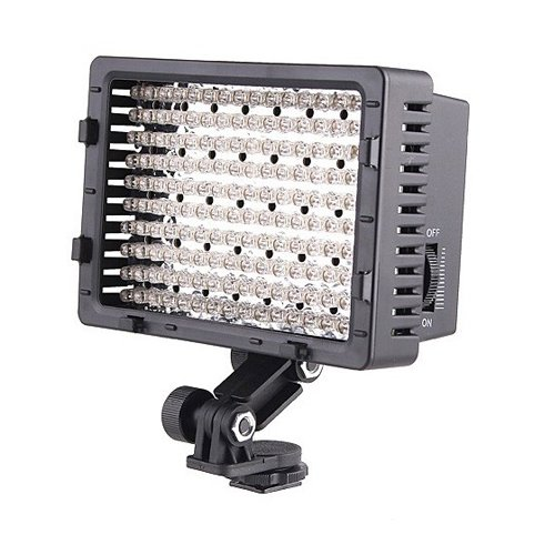 Cn-160 On-Camera Led Video Light For Photo And Video Lighting