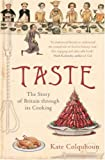 cover of Taste: The Story of Britain Through Its Cooking