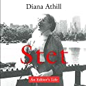 Stet: An Editor's Life Audiobook by Diana Athill Narrated by Jan Cramer