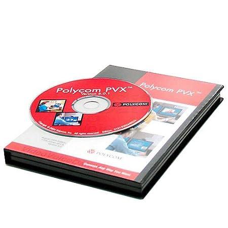 Polycom PVX V8.0 Application for Single User [Old Version]