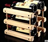 1PC wine holder home bar beer holder wine rack bar wine bottle holder Suspension wine racks whisky