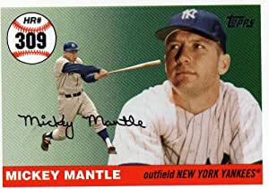 2007 Topps Mickey Mantle Home Run History #Mhr309