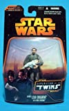 Star Wars E3 Revenge of the Sith Seperation of the Twins Infant Leia Organa with Bail Organa Action Figure