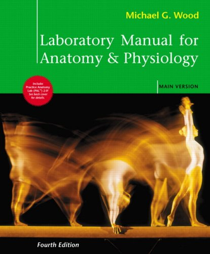 Laboratory Manual for Anatomy &Physiology, Main...
