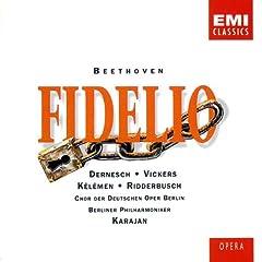 Fidelio Op. 72 (1988 Digital Remaster), ACT 1: Nr. 10 Finale: O, welche Lust! (Chor/zwei Gefangene)