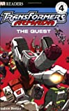 Dk Readers Transformers Armada The Quest Level 4