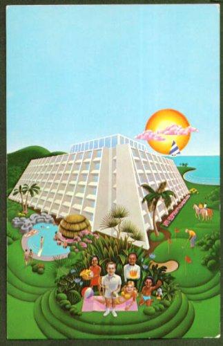 loews-dominica-hotel-santo-domingo-postcard