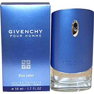 Givenchy Blue Label By Givenchy For Men. Eau De Toilette Spray 1.7 Ounces