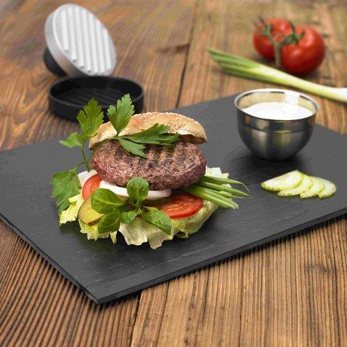 Rösle 25082 BBQ Burgerpresse *