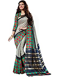 Sarees (Women's Clothing Saree Today Best Offers Buy Online In Low Price Sale Designer Multi Color Art Silk Fabric...