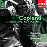 Appalachian Spring - Billy The Kid - Rodeo