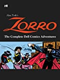 img - for Alex Toth's Zorro: The Complete Dell Comics Adventures book / textbook / text book