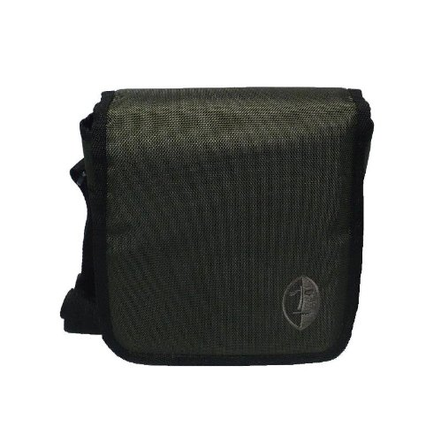 Namba Gear Samba Personal Stash Bag, High Performance Carry Bag for Musicians and DJs, in Olive Green, SPS-GN