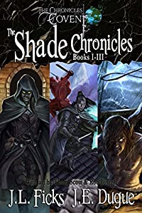 Shade Omnibus: Books 1-3 Of The Shade Chronicles by J. L. Ficks ebook deal