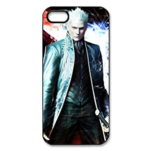 Devil May Cry Custom Printed Design Durable Case Cover for Iphone 5 5S