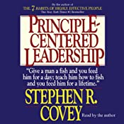 Principle-Centered Leadership | [Stephen R. Covey]
