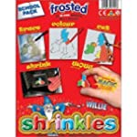 Shrinkles CLASSROOM PACK - Frosted -...