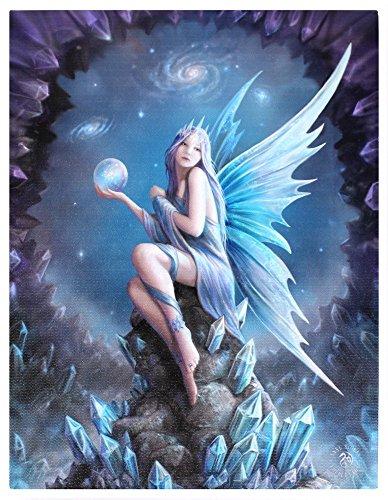 Stargazer, di Anne Stokes, Poster, multicolore, 50 x 70 cm