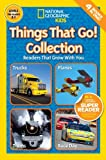National Geographic National Geographic Readers: Things That Go Collection