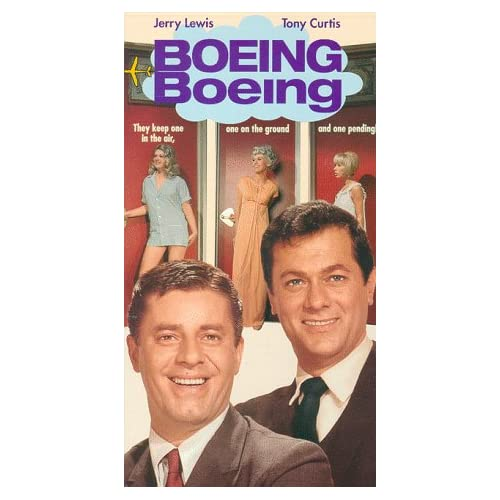 1965 film of BOEING BOEING on TCM today: Sunday May 18, 2008!