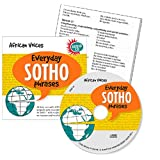 Everyday Sotho Phrases: English-Sothoby African Voices