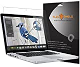 FlexShield [3-Pack] - Apple MacBook Pro 15 (2013) Screen Protector with Lifetime Replacement Warranty - Ultra Clear Japanese PET Film - Bubble-Free HD Clarity with Anti-Fingerprint & Scratch Resistance