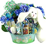The Cottontail Deluxe -Easter Gift Basket of Premium Chocolates -Large