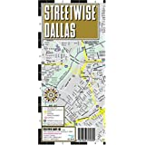 Streetwise Dallas Map - Laminated City Street Map of Dallas, Texas: Folding Pocket Size Travel Map